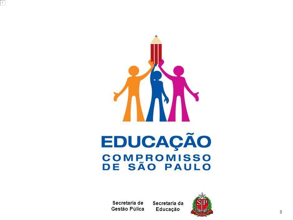 0 Secretaria de Gestão Púlica Secretaria da Educação
