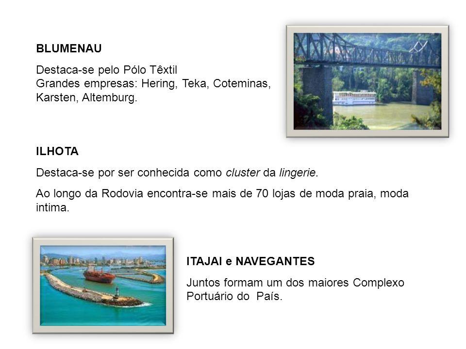 •2004 – Projeto da Internave para a implementação de 10 km de hidrovia •2005 – Projeto de dragagem do trecho entre o porto organizado de Itajaí e o terminal Teporti •2005 – NHI Sirius realizou levantamento da calha do rio Itajaí da foz até a ponte da BR-101 •2006 – Criação da ASSUHI – Associação dos Usuários da Hidrovia do Rio Itajaí-Açu •2007 – Estudo de Impacto Ambiental de dragagem do 1º trecho •2010 – Dragagem do 1º trecho deixando-o com profundidade de 9,00 metros.