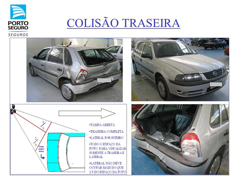 COLISÃO TRASEIRA