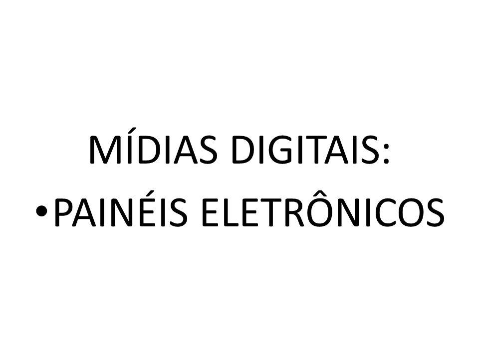 O QUE SÃO .• -É um dispositivo que exibe informações por meio de LEDS.