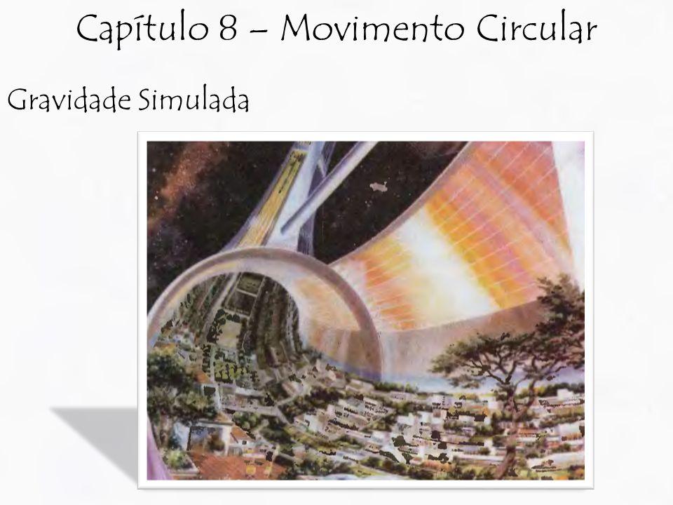 Gravidade Simulada Capítulo 8 – Movimento Circular