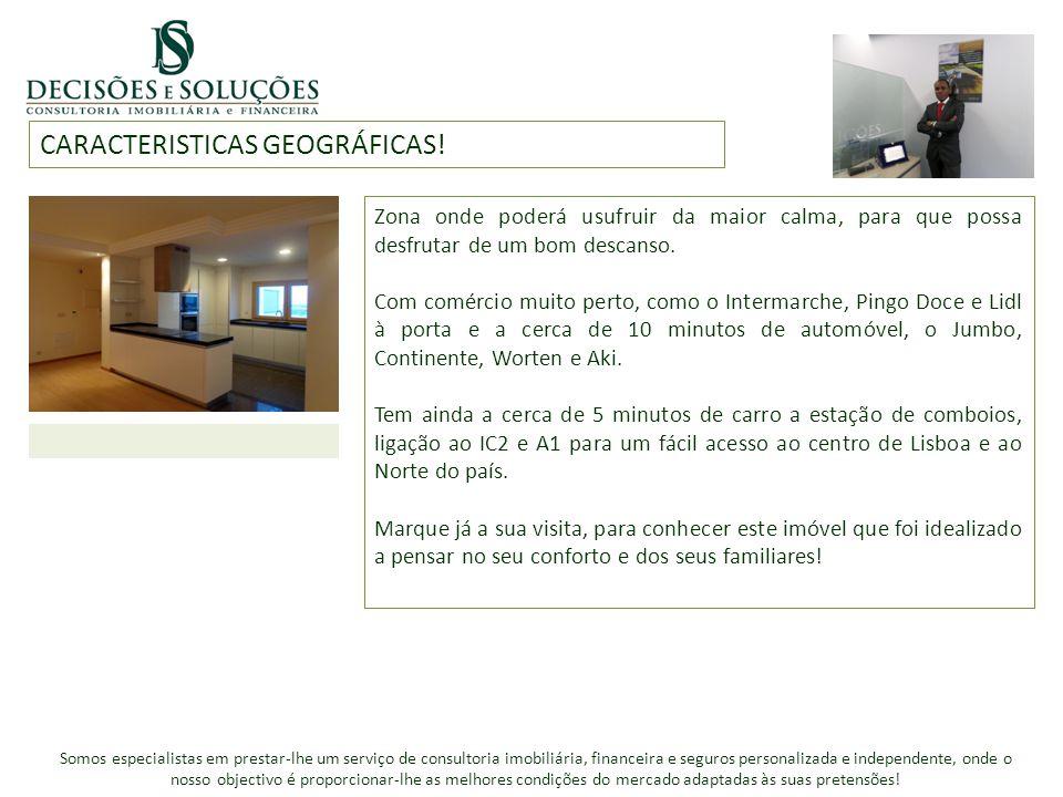 Cozinha CARACTERISTICAS GEOGRÁFICAS.