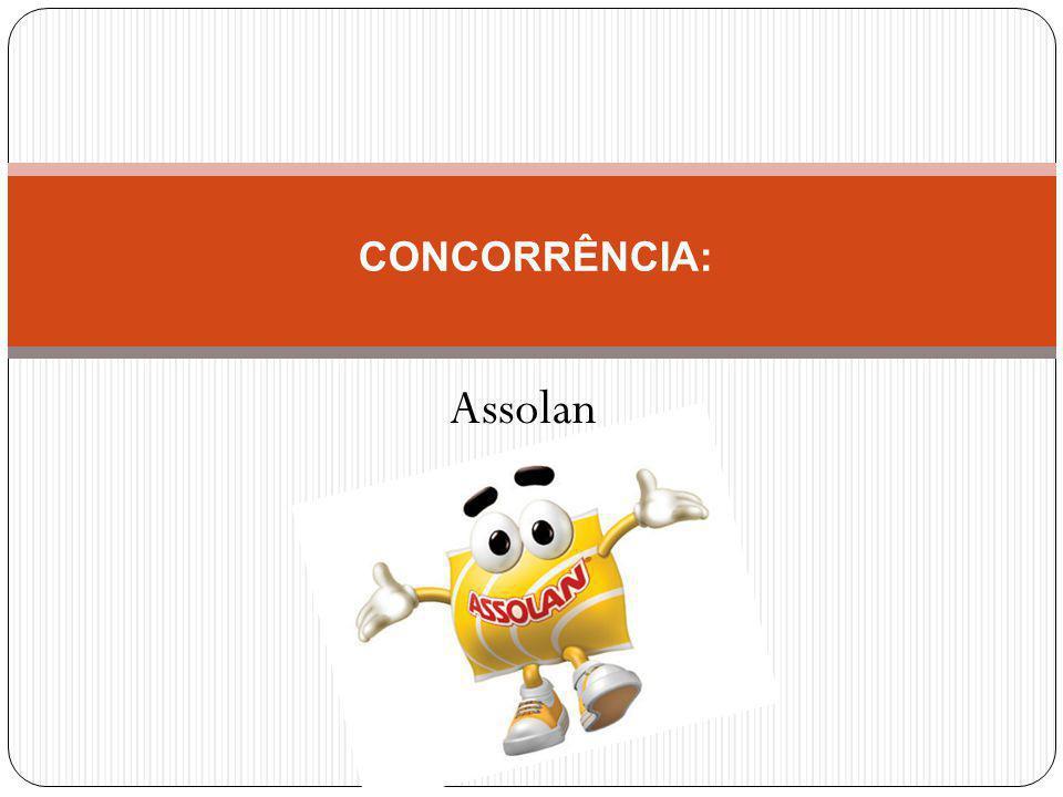 Assolan CONCORRÊNCIA: