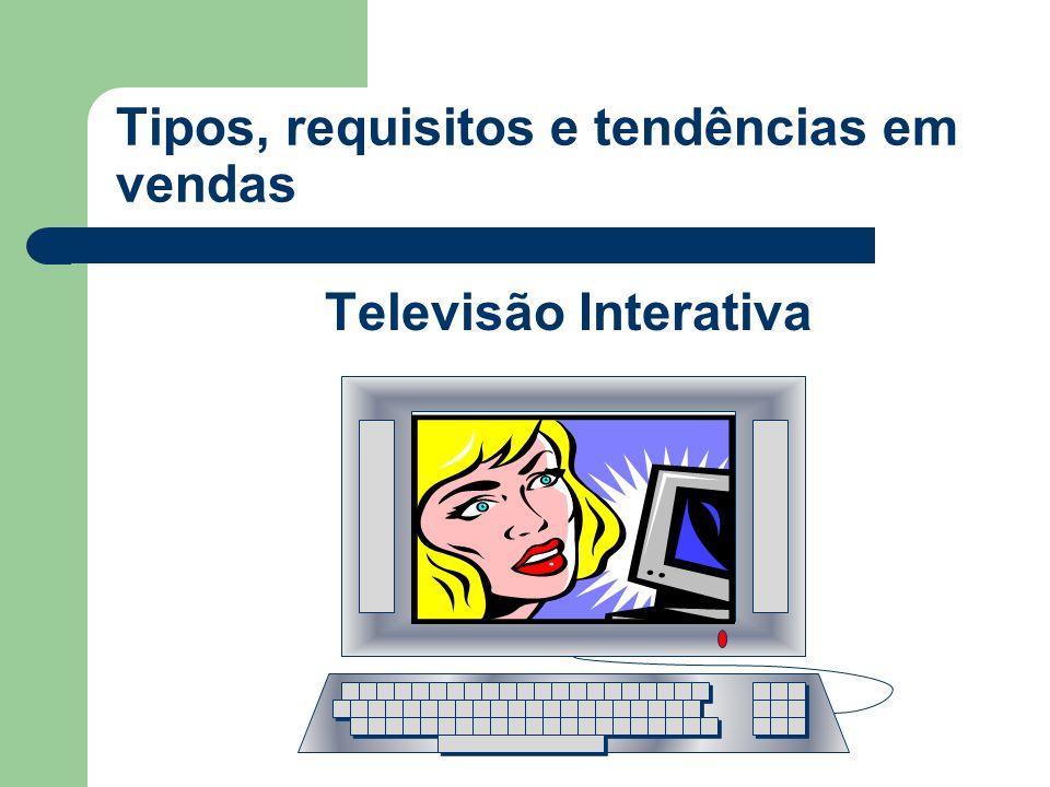 Televisão Interativa Tipos, requisitos e tendências em vendas