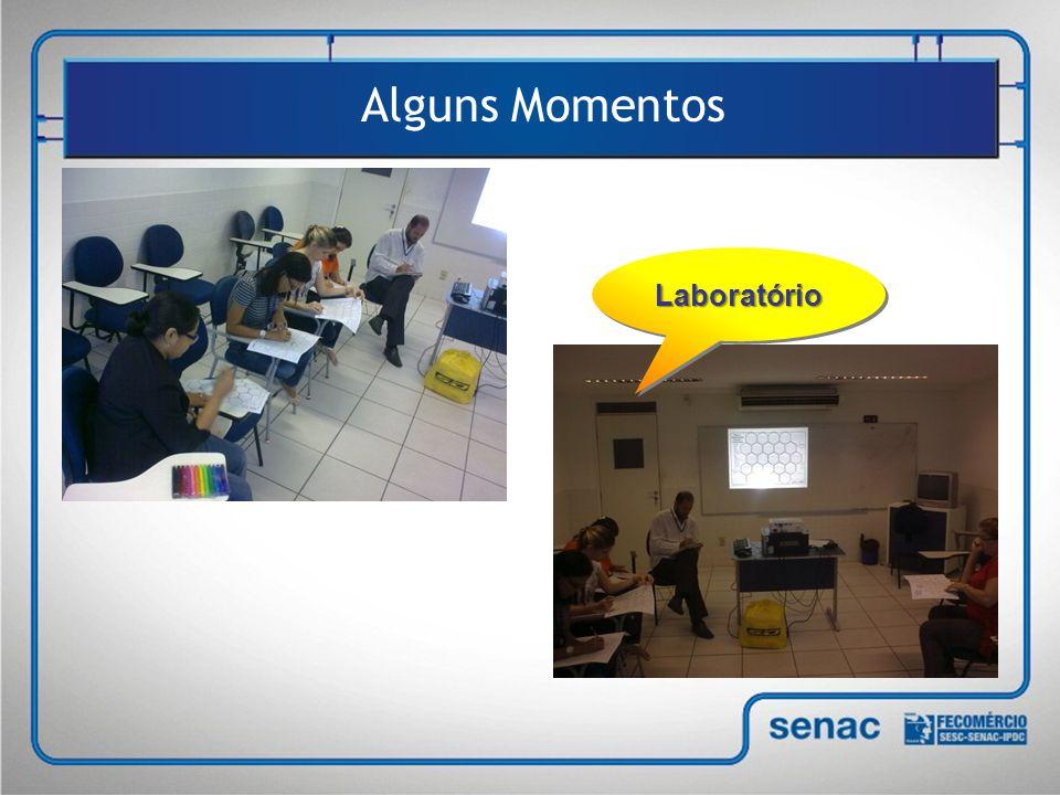 Alguns Momentos LaboratórioLaboratório