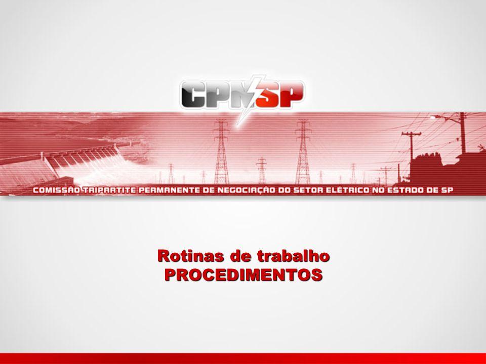 Instalações desenergizadas Objetivo Definir procedimentos básicos para execução de atividades/trabalhos em sistema e instalações elétricas desenergizadas.