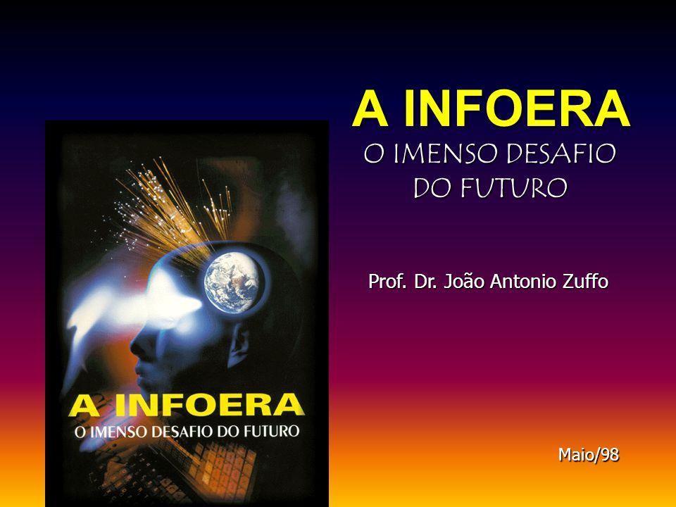 A INFOERA O IMENSO DESAFIO DO FUTURO Prof. Dr. João Antonio Zuffo Maio/98