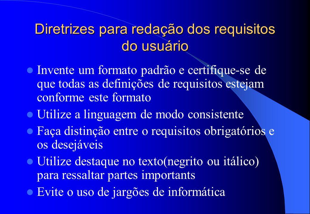 Exemplos – Requisitos de usuário 2.6 Recursos de grade. 2.7 O editor deverá fornecer um recurso de grade, em que uma matriz de linhas horizontais e ve