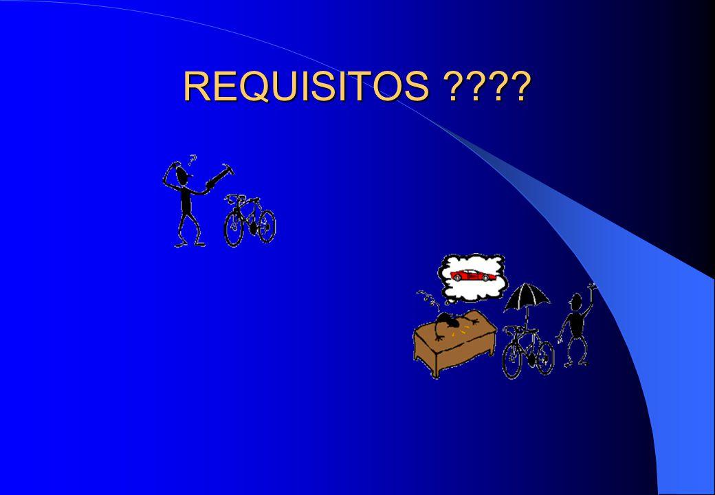 REQUISITOS ????