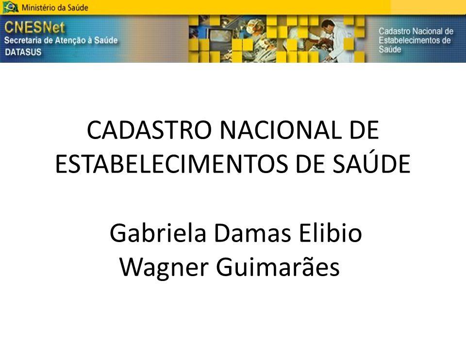 Gabriela Damas Elibio Wagner Guimarães