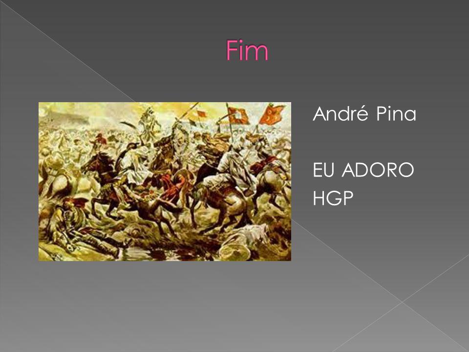 André Pina EU ADORO HGP