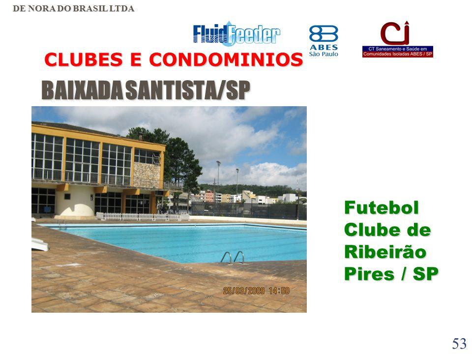 52 CLUBES E CONDOMINIOS DE NORA DO BRASIL LTDA