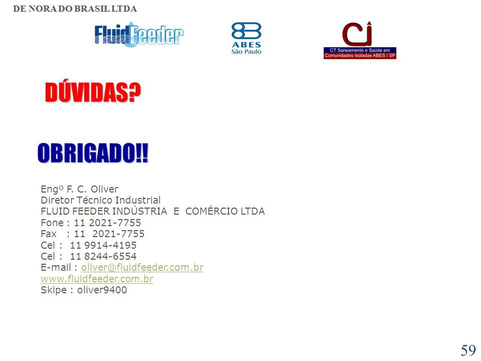 58 POSICLOR - Web Site http://www.posiclor.com.br/ http://www.posiclor.com/