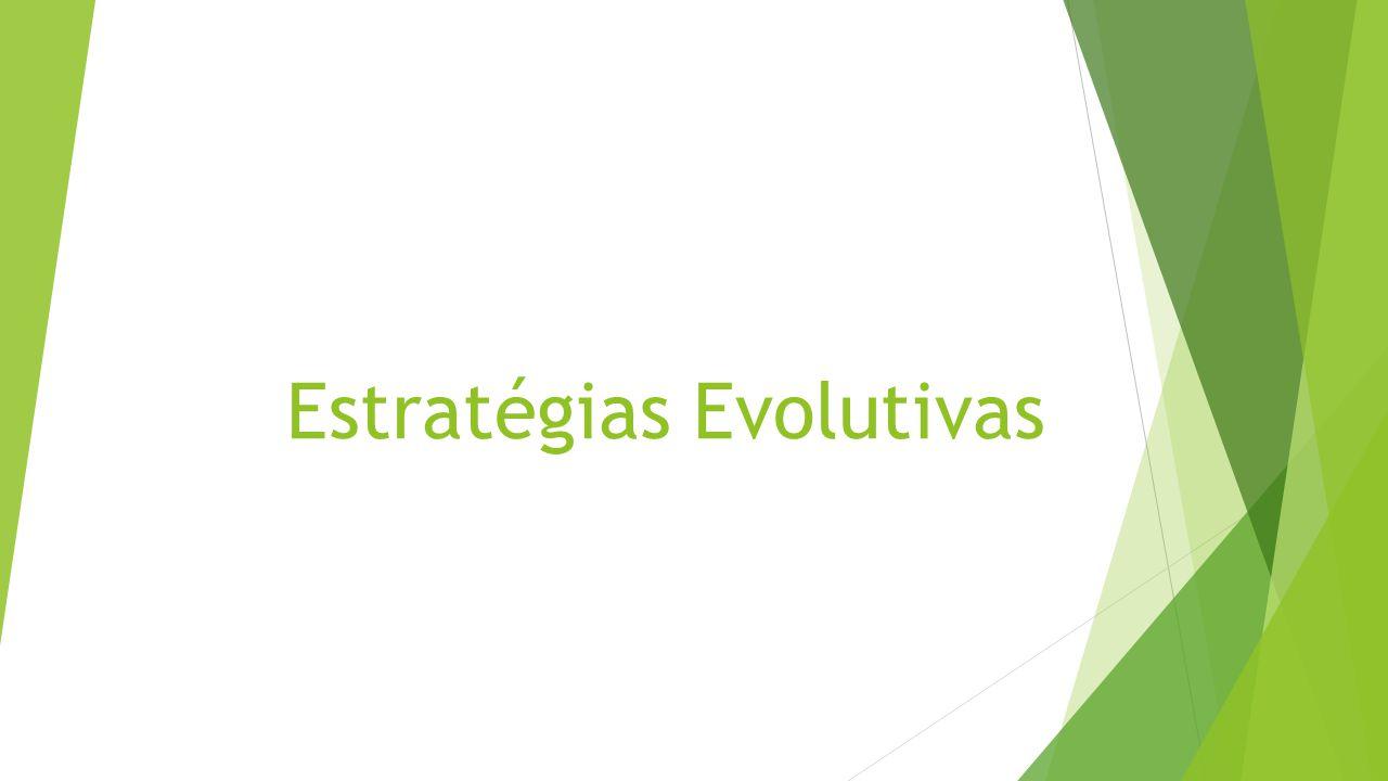 Estratégias Evolutivas