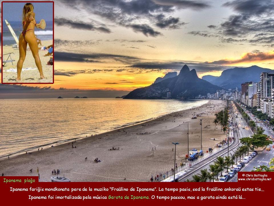 Kolorriĉa, plensuna kaj pro malstreĉita vivmaiero, Rio estis elektita de Forbes kiel la urbo plej feliĉa de la mondo Colorido, ensolarado e com um rit