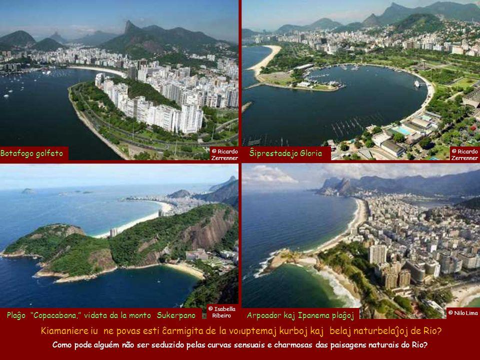 La Granda Rio havas pli ol 11 milionojn da loĝantoj kaj estas la dua plej granda urbo de Brazilo Urbocentro de Rio O Grande Rio tem uma população superior a 11 milhões e é a segunda maior cidade do Brasil.