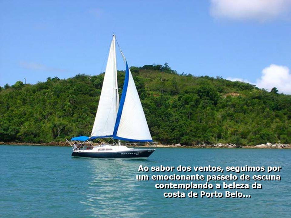 Dá só uma olhadinha nessa areia, na beira do mar da praia de Bombinhas, ao lado de Porto Belo...