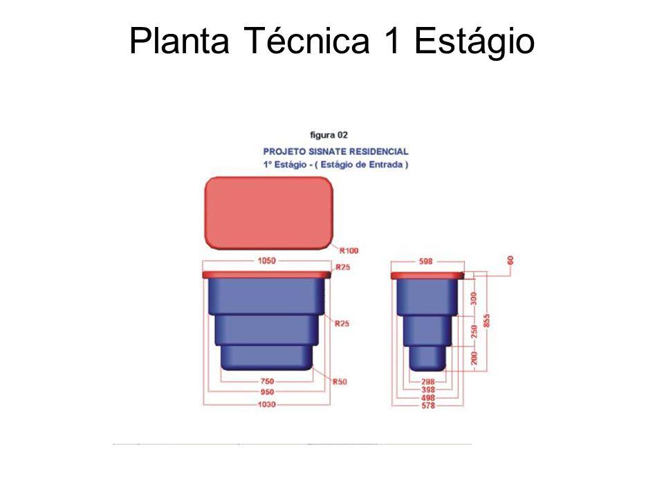 Planta Técnica 1 Estágio