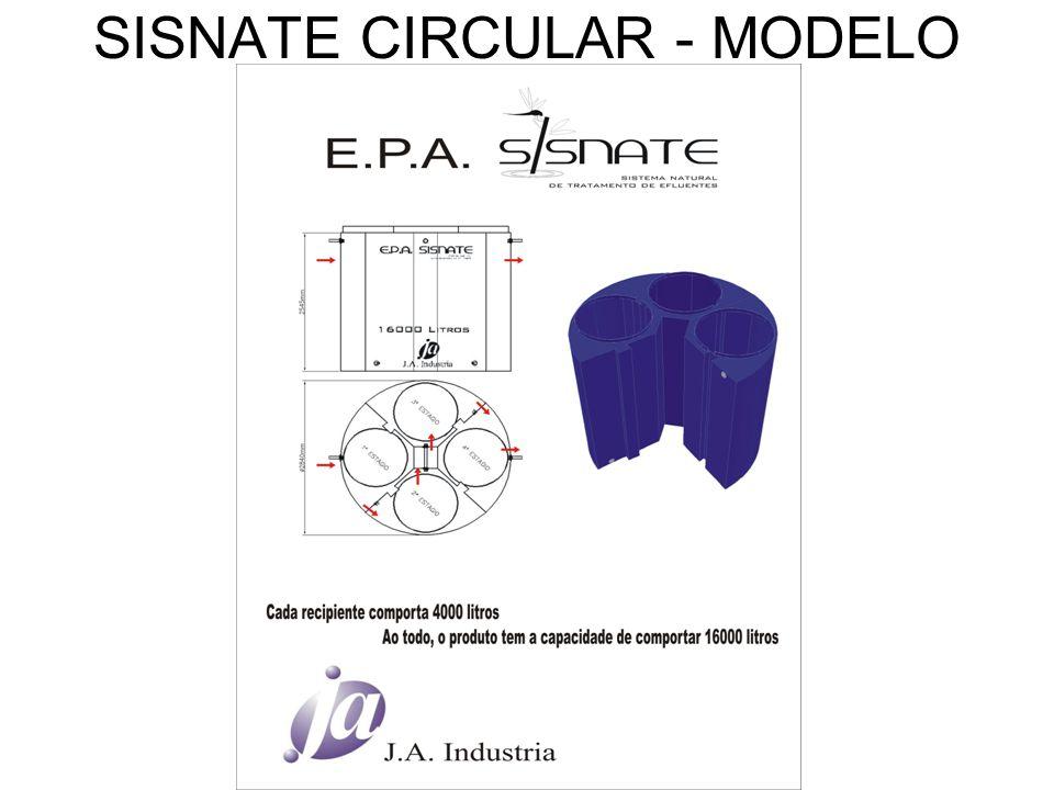 SISNATE CIRCULAR - MODELO
