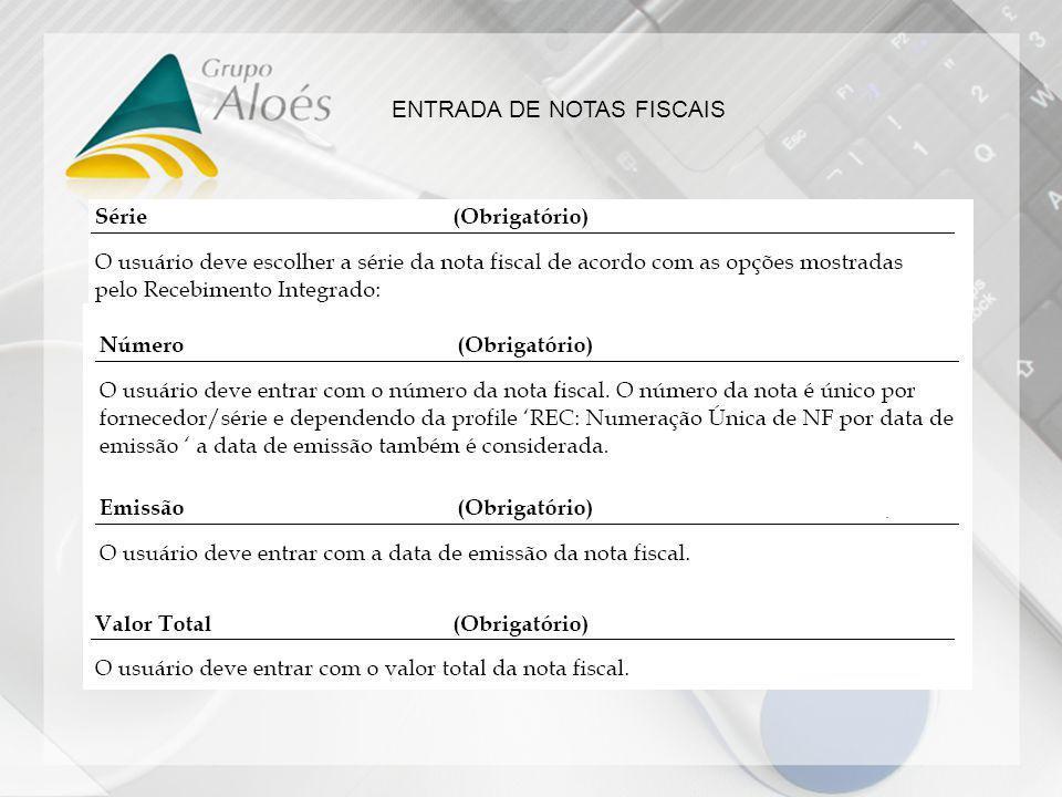 Daniel Jorge Figueiredo Nunes ENTRADA DE NOTAS FISCAIS