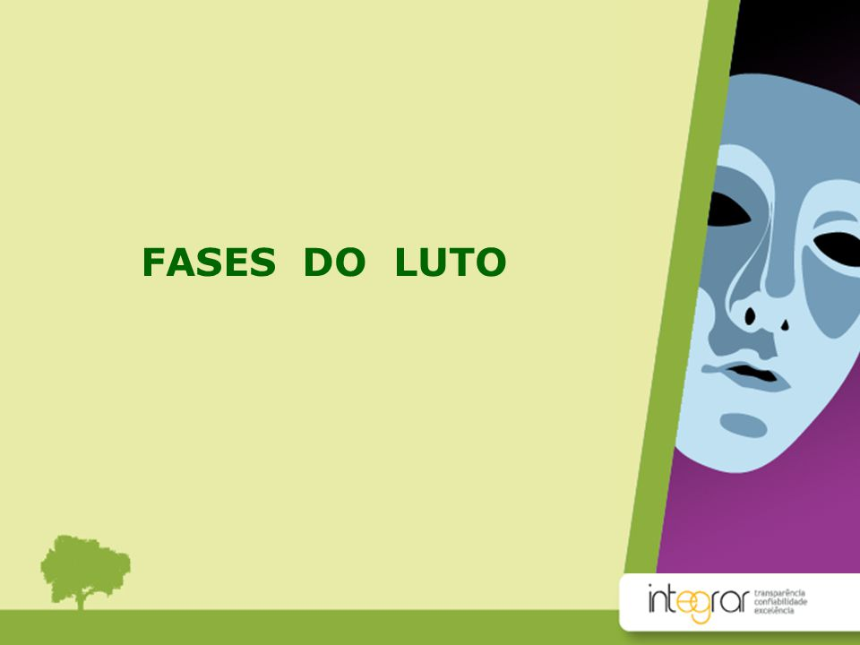FASES DO LUTO