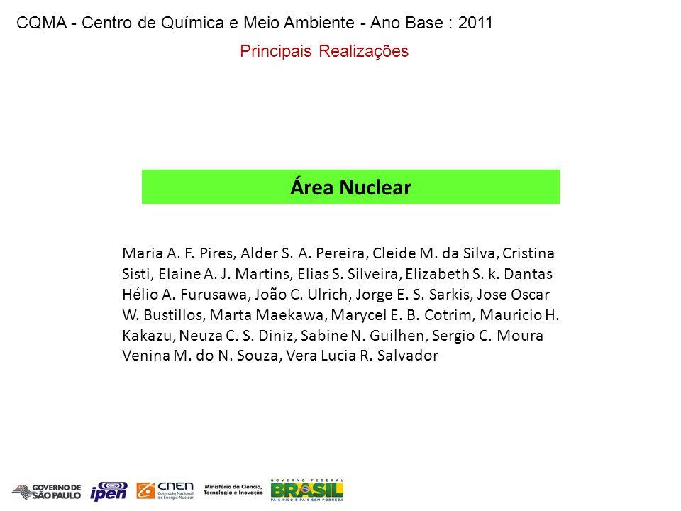 Nanotecnologia brasileira para remover poluentes radioativos recebe patente Redação do Site Inovação Tecnológica - 28/01/2013 Paramagnetismo A Comissão Nacional de Energia Nuclear (CNEN) obteve uma patente pela invenção de um nanomaterial superparamagnético.