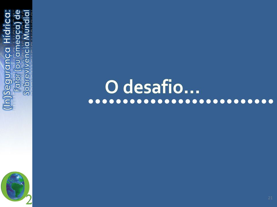 ••••••••••••••••••••••••••• 21