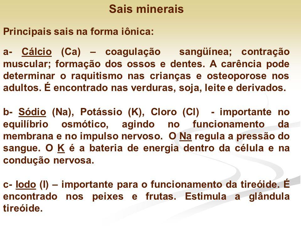 Oses: Monossacarídios F.G.= C n H 2n O n São glicídios que nunca sofrem hidrólise.
