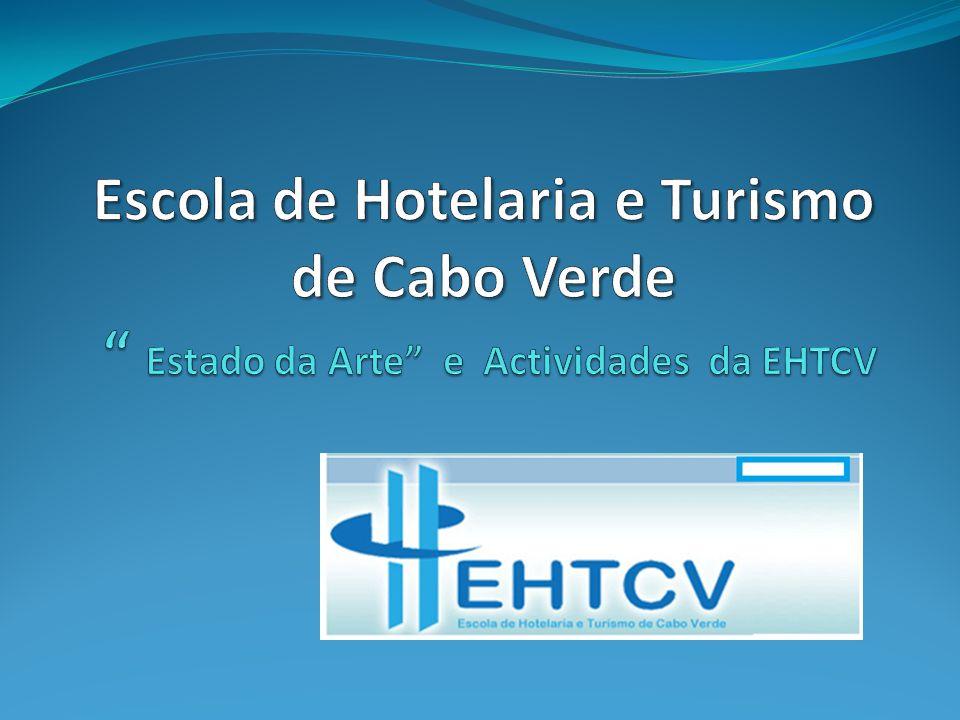 1.Instalações da EHTCV 2. Plano de desenvolvimento Institucional 3.