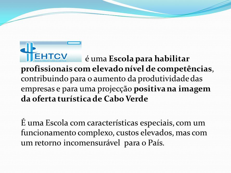  Formação integral dos Indivíduos, nos vários perfis de competências das profissões da hotelaria, restauração e turismo, de acordo com os parâmetros reconhecidos internacionalmente.