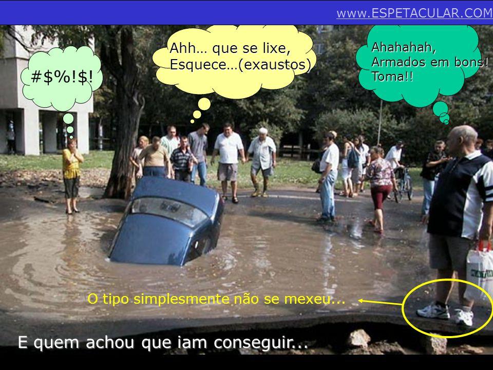 Blublu blu blu blupf blupf... www.ESPETACULAR.COM