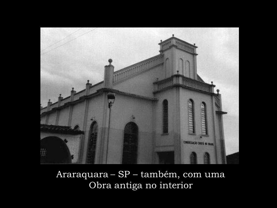 Congregação de Jaguapitã-PR uma outra das antigas.