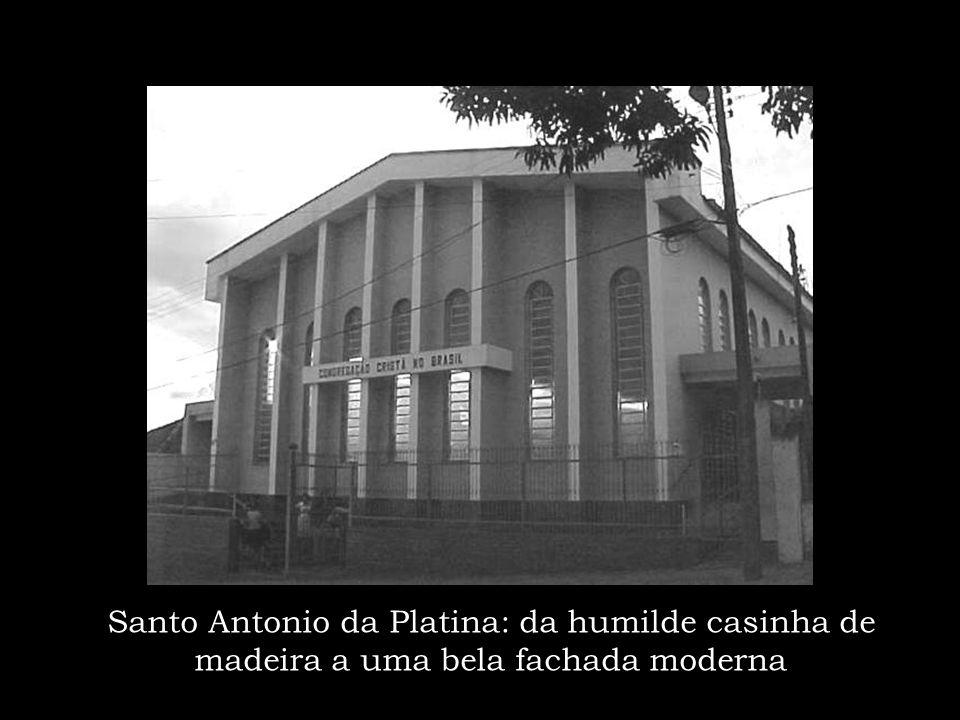 Araraquara – SP – também, com uma Obra antiga no interior