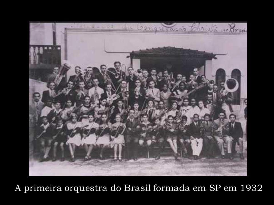 """Primeira Casa de Oração do Brás inaugurada em 1931 Foi quando a Obra de Deus se oficializou denominando-se: """"Congregação Christã do Brasil"""""""
