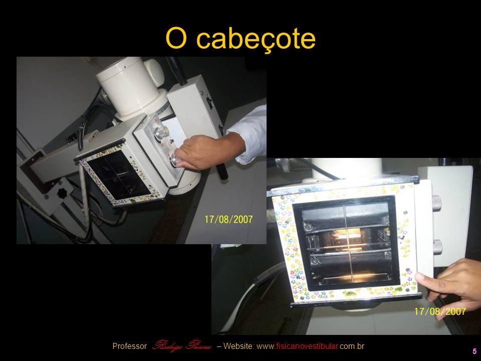 6 O operador trabalha com radiação 6 Professor Rodrigo Penna – Website: www.fisicanovestibular.com.br