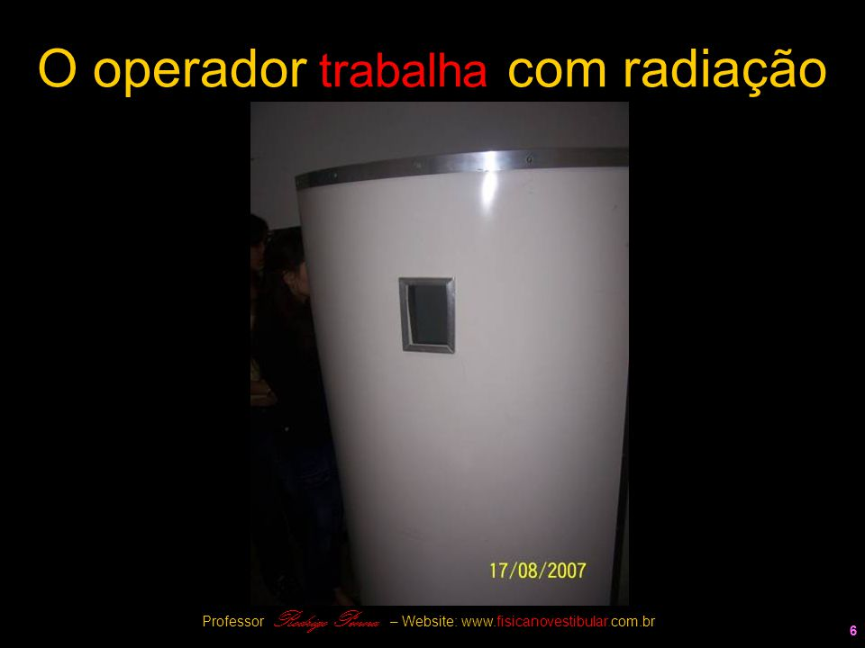 37 Bibliografia 3  RADIATION PROTECTION IN DIAGNOSTIC AND INTERVENTIONAL RADIOLOGY, IAEA, postado por Lidgor, site http://www.slideshare.net/lidgor em 21/05/09.