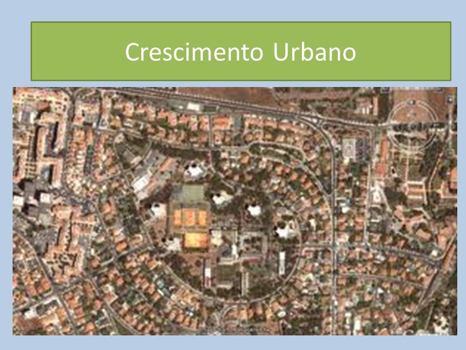 Crescimento Urbano