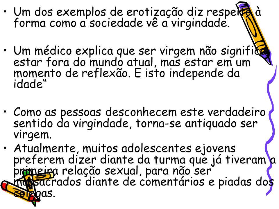 Os padrões adolescentes e jovens de HOJE •Vida Sexual: No Brasil, estima-se que de 20 a 25% do total das mulheres gestantes sejam adolescentes, ou seja, há uma gestante adolescente para cada cinco mulheres.