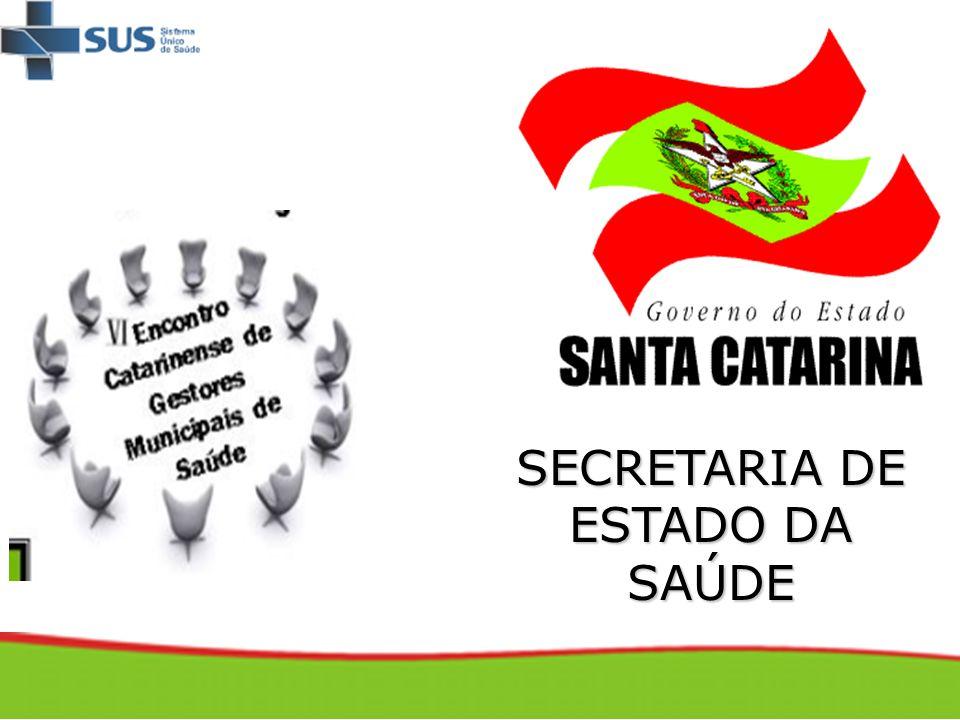 O CO-FINANCIAMENTO DA SECRETARIA DE ESTADO DA SAÚDE NAS AÇÕES DE SAÚDE