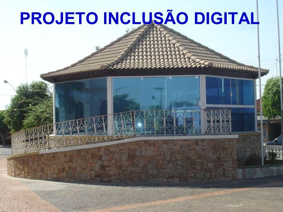 Objetivo: promover o acesso às tecnologias de informação e comunicação e ao acervo de informações e de conhecimentos, contribuindo para inclusão social dos cidadãos brasileiros.