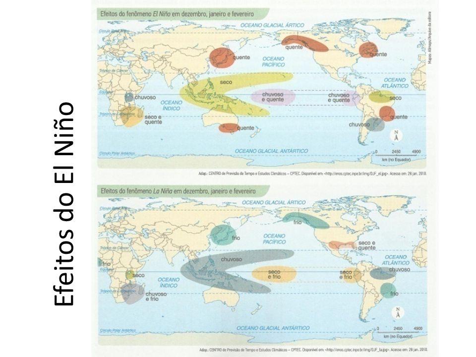 Efeitos do El Niño