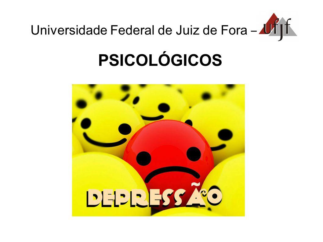 Universidade Federal de Juiz de Fora – PSICOLÓGICOS