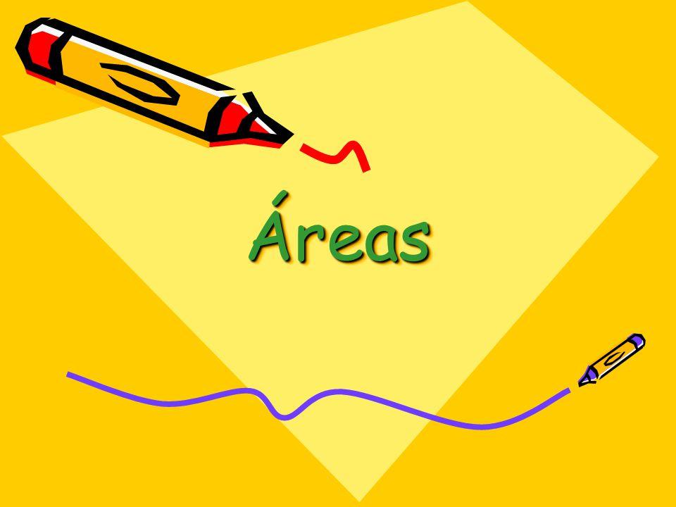 Áreas Áreas