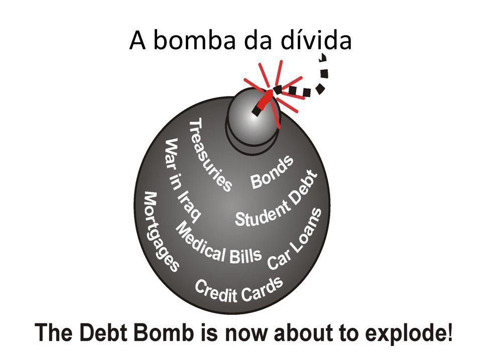 A bomba da dívida