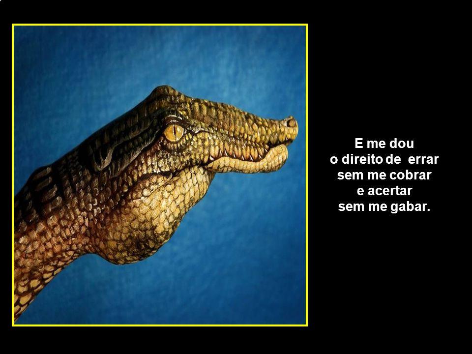 adao-las@ig.com.br E me dou o direito de errar sem me cobrar e acertar sem me gabar.