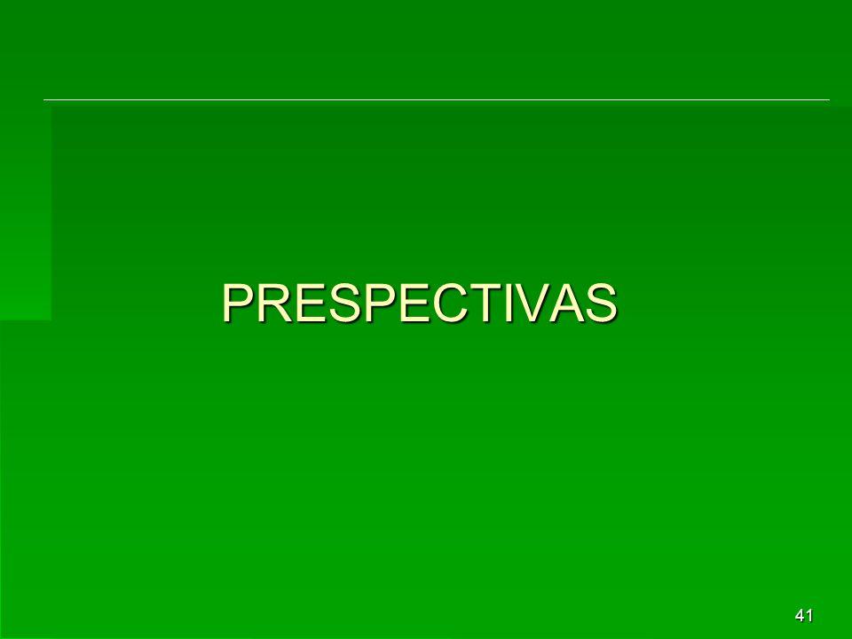 41 PRESPECTIVAS