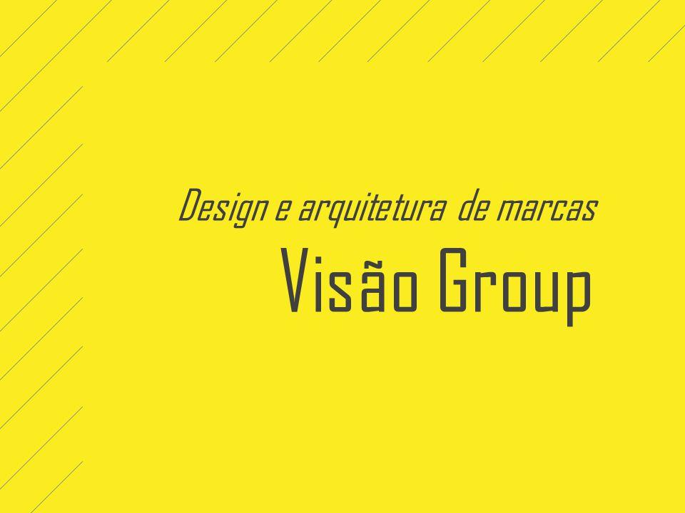 Design e arquitetura de marcas Visão Group