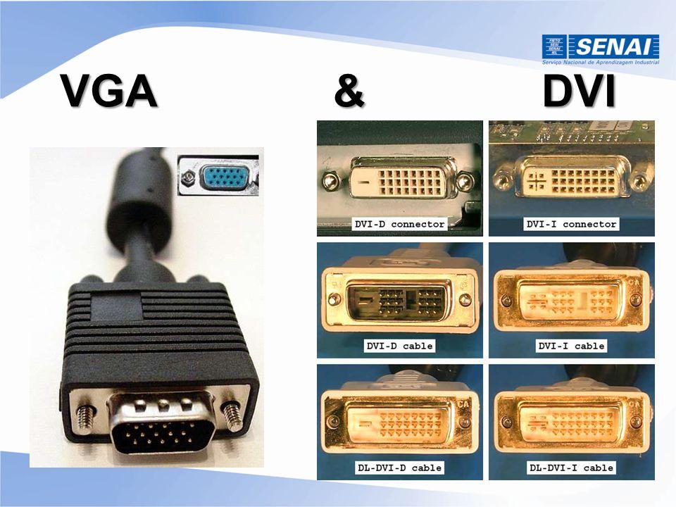 VGA & DVI