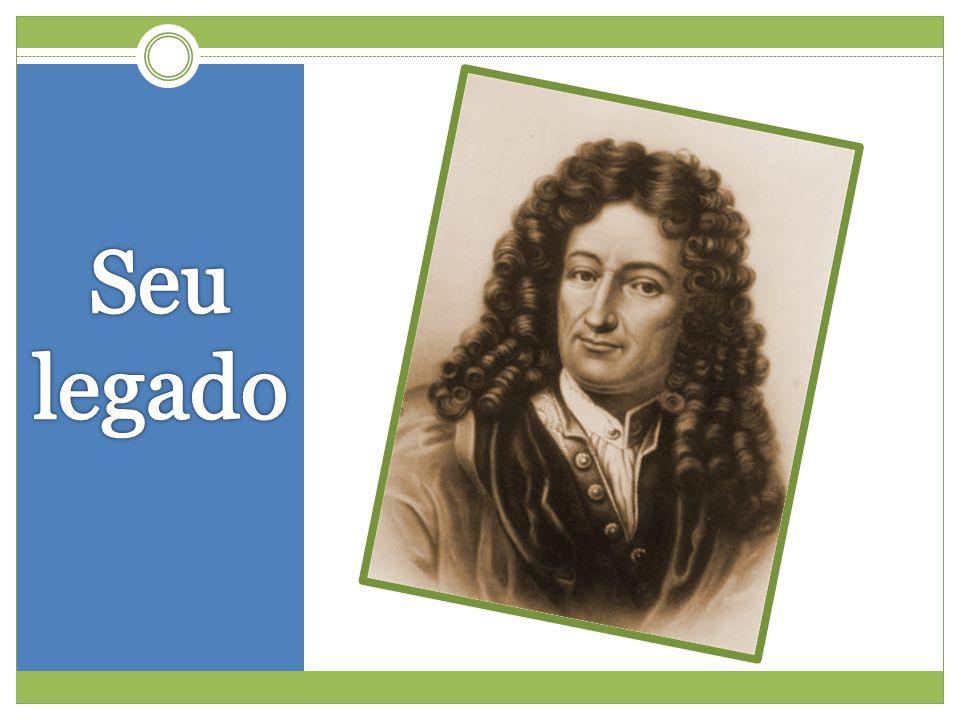  Começou com Discurso sobre Metafísica (1686)  Escreveu muitos escritos curtos: artigos periódicos, manuscritos e muitas cartas  Publicou o tratado Teodiceia (1710)  Novo Sistema da Natureza e da comunicação das substâncias (1695) na Europa.