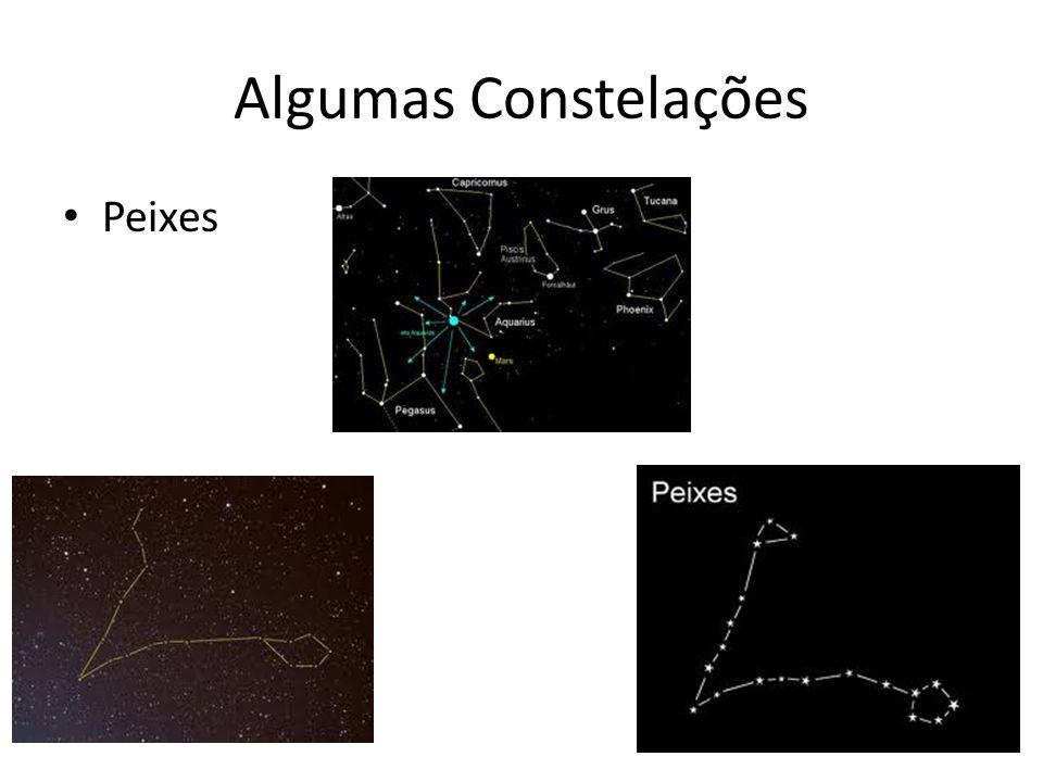 Algumas Constelações • Peixes